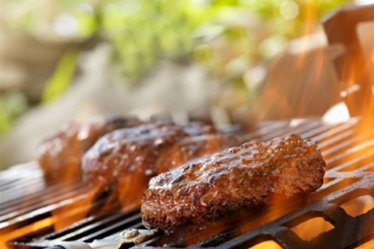 Kapercup grillfest