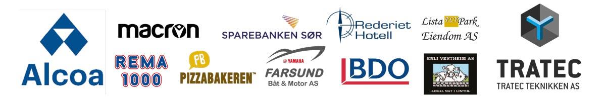 Kapercup sponsorer