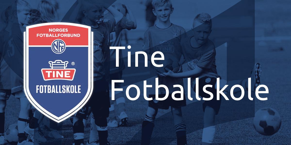 Tine-fotballskole