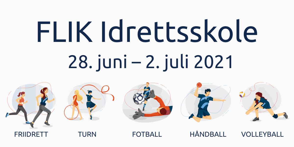 FLIK Idrettsskole 2021